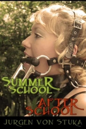 Summer School & After School - The Ponygirl Omnibus Edition - cover