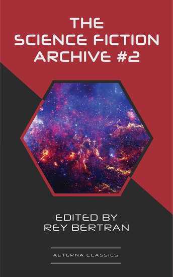 The Science Fiction Archive #2 - cover