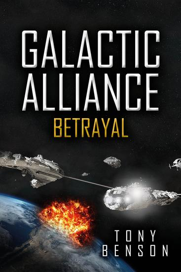 Galactic Alliance - Betrayal - cover