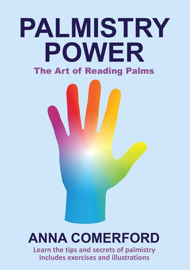 Palmistry Power - The Art of Reading Palms - cover