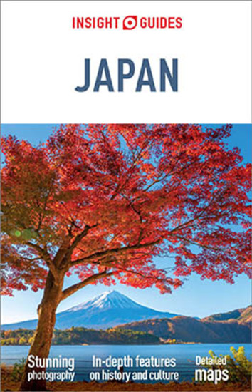 Insight Guides Japan (Travel Guide eBook) - cover