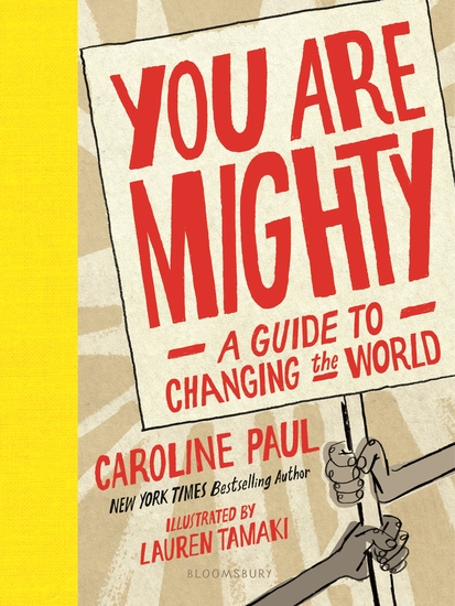 You Are Mighty - A Guide to Changing the World - cover