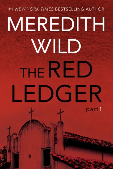 The Red Ledger: 1 - cover