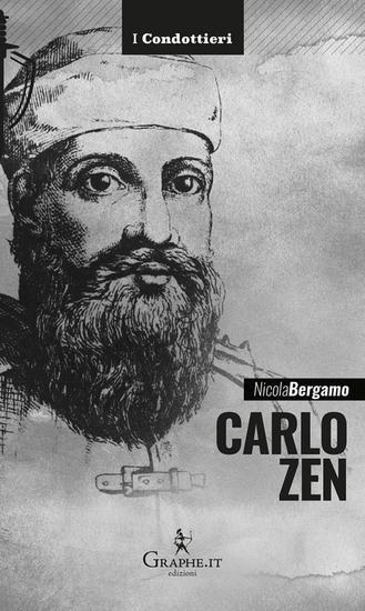 Carlo Zen - L'eroe di Chioggia - cover