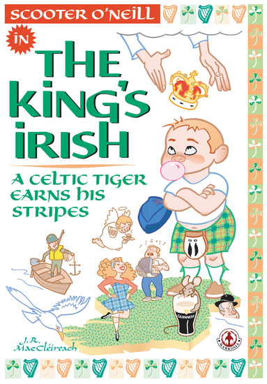 The King's Irish - cover