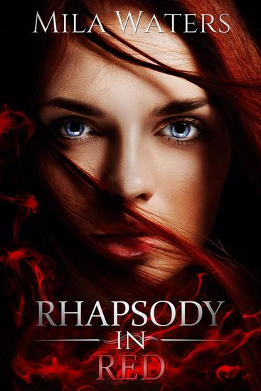 Rhapsody in Red - Shades of Crimson #1 - cover