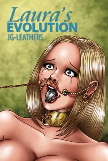Laura's Evolution - cover