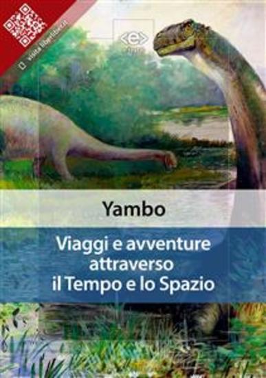 Viaggi e avventure attraverso il Tempo e lo Spazio - cover