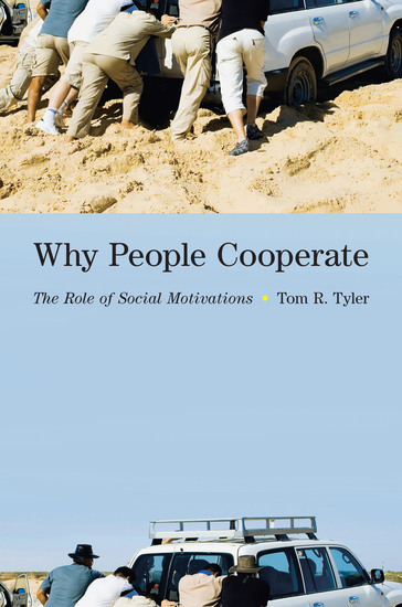 Why People Cooperate - The Role of Social Motivations - cover