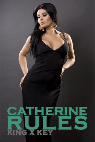 Catherine Rules - A Femdom Novel - cover