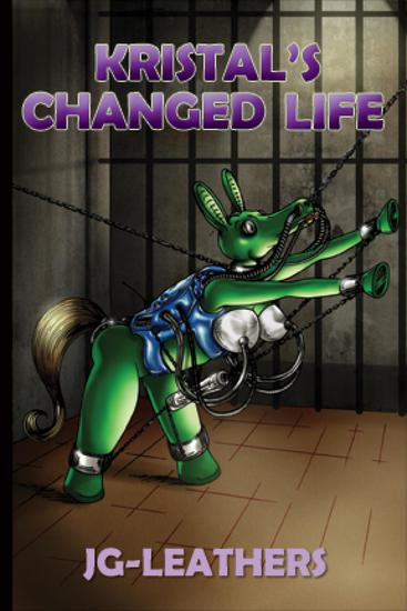 Kristal's Changed Life - cover