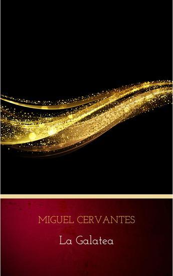 La Galatea - cover