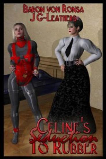 Celine's Seduction To Rubber - cover