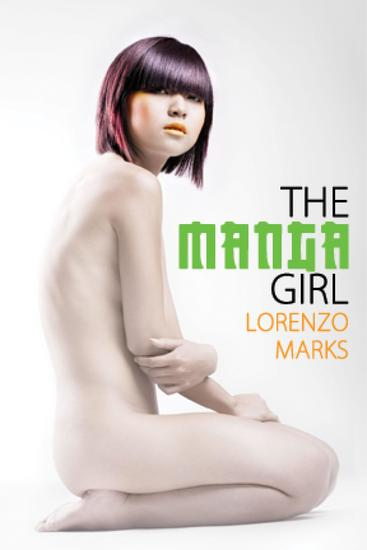 The Manga Girl - cover