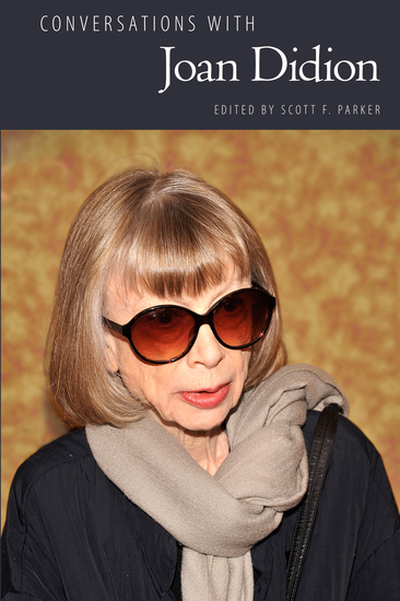 Conversations with Joan Didion - cover