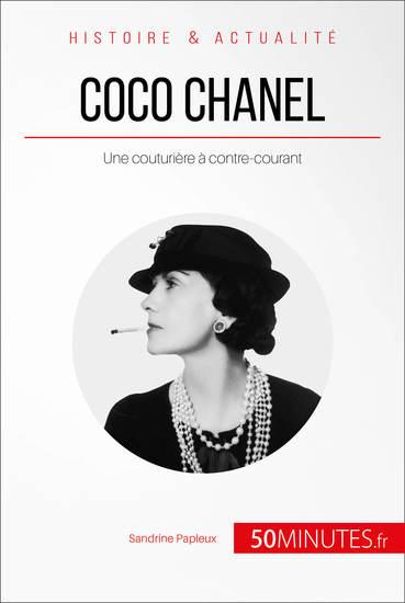 Coco Chanel - Une couturière à contre-courant - cover