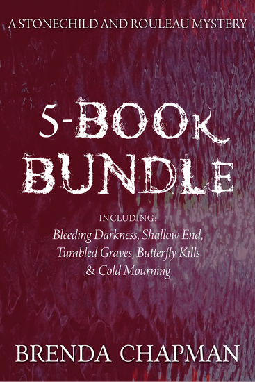 Stonechild and Rouleau Mysteries 5-Book Bundle - Bleeding Darkness Shallow End Tumbled Graves and 2 more - cover
