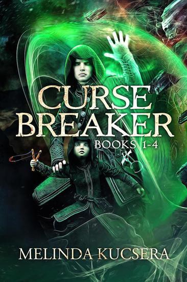 Curse Breaker: Books 1-4 - Curse Breaker #1 - cover