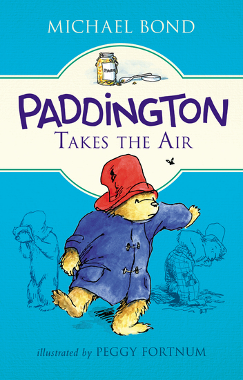 Paddington Takes the Air - cover