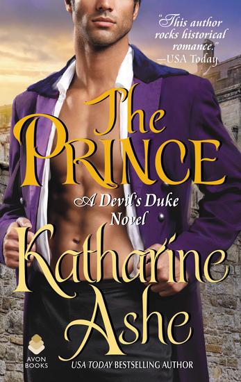 The Prince - A Devil's Duke Novel - cover