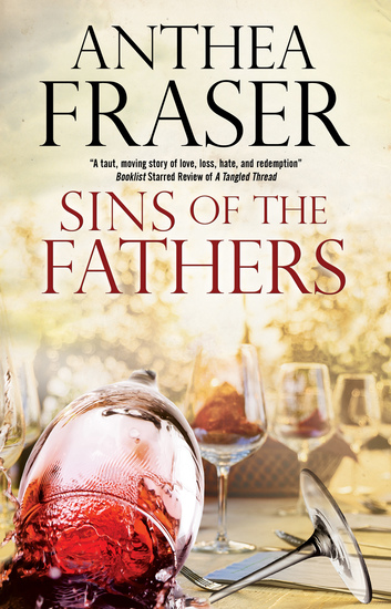 Sins of the Fathers - A family mystery set in Scotland and England - cover