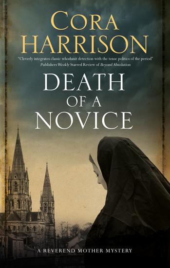 Death of a Novice - A mystery set in 1920s Ireland - cover