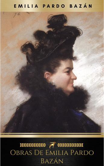Obras de Emilia Pardo Bazán - cover