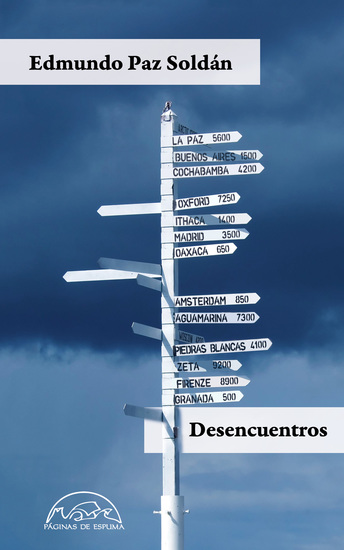 Desencuentros - cover