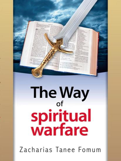 The Way Of Spiritual Warfare - The Christian Way #8 - cover