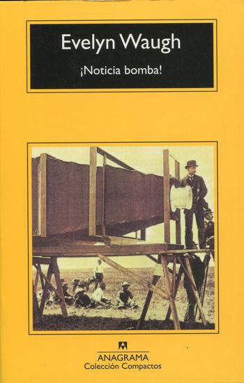 ¡Noticia bomba!: Novela de periodistas - cover