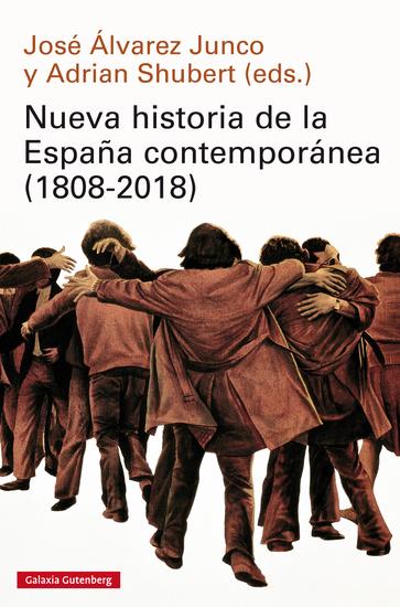 Nueva historia de la España contemporánea (1808-2018) - cover