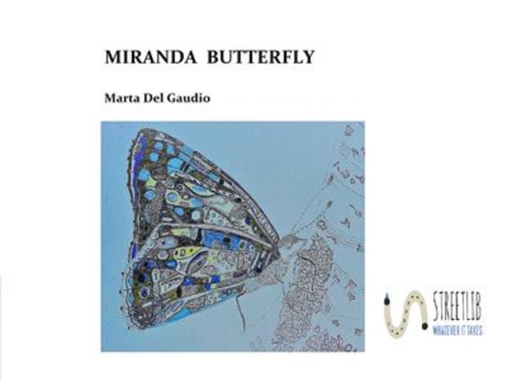 Miranda Butterfly - cover