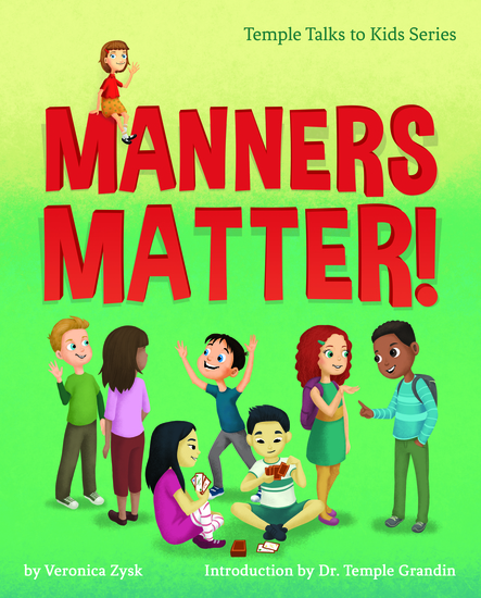 Manners Matter! - cover
