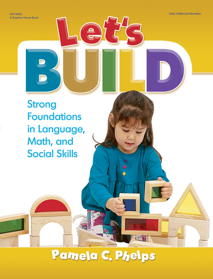 Let's Build - Strong Foundations in Language Math Social Skills - cover