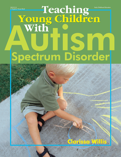 Teaching Young Children with Autism Spectrum Disorder - cover