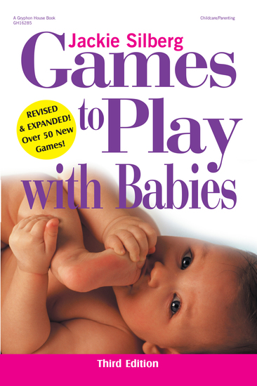Games to Play with Babies Revised - cover