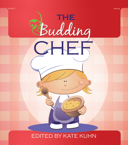 The Budding Chef - cover