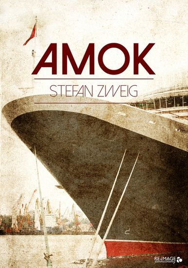 Amok - cover