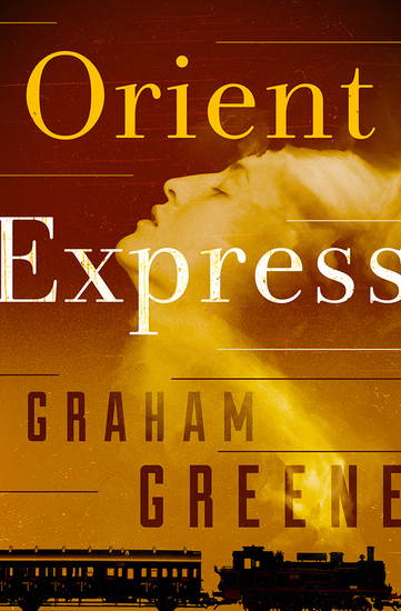 Orient Express - cover