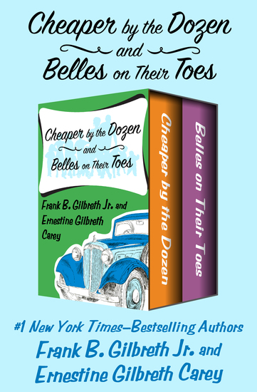 Cheaper by the Dozen and Belles on Their Toes - cover