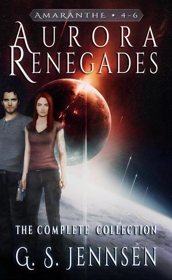 Aurora Renegades: The Complete Collection - Aurora Renegades - cover