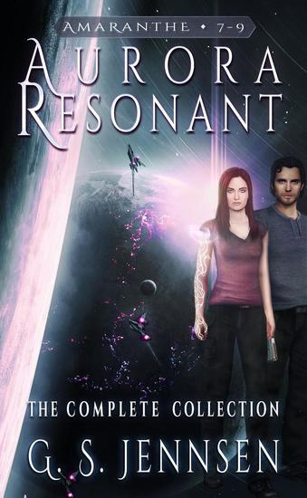 Aurora Resonant: The Complete Collection - Aurora Resonant - cover