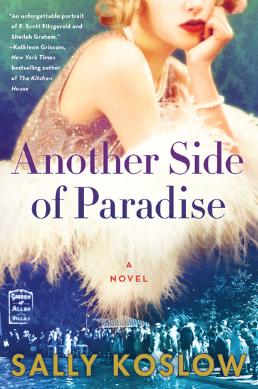 Another Side of Paradise - A Novel - cover