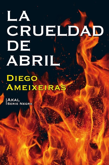 La crueldad de Abril - cover