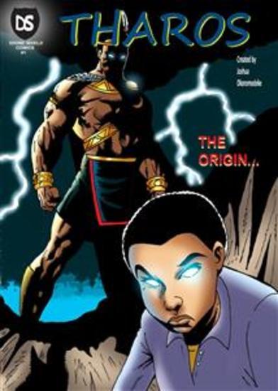 Tharos - The Origin - cover