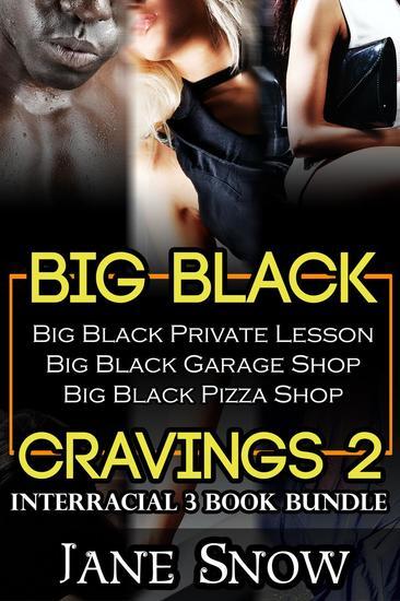 Big Black Cravings 2 - Big Black Cravings #2 - cover