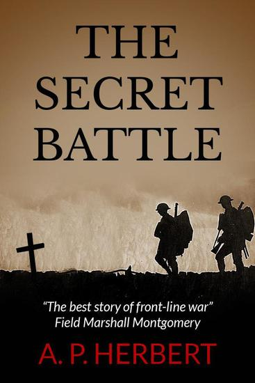 The Secret Battle - cover