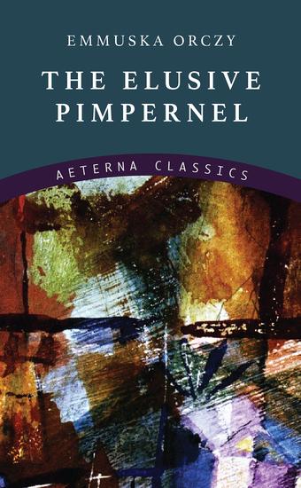 The Elusive Pimpernel - cover