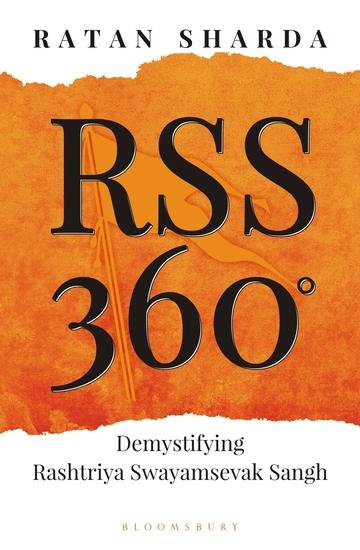 RSS 360 - Demystifying Rashtriya Swayamsevak Sangh - cover