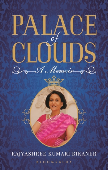 Palace of Clouds - A Memoir - cover